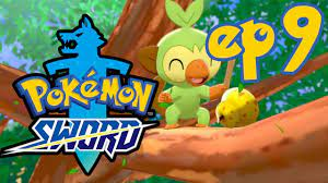 Pokemon Sword and Shield Let's Play Episode 9 - Route 3 #Pokemon ...