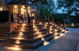 outside deck lighting. deck lightning inlite collection outside lighting