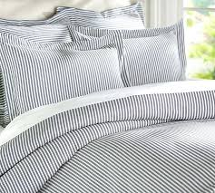 blue and white striped quilt rugby stripe quilted bedding striped twin quilt navy and white blue post