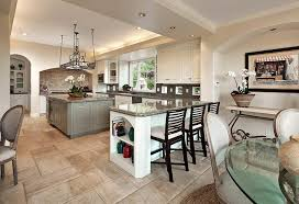 traditional open kitchen designs. Traditional Kitchen With Partial Open Layout Designs L