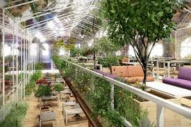 Green office Forest Architecture 99rootscom Crystal Forest Abandoned Shipyard Transformed Into Plugin Green