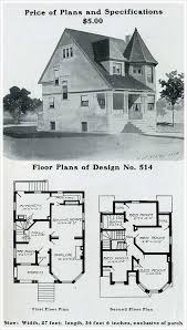 american home builders floor plans inspirational 214 best vintage house plans 1900s images on of