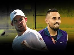 Tennis star nick kyrgios slams dominic thiem for defending players at the controversial adria tour. Bbqfmaccre5f7m