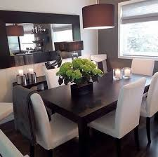 dark wood dining room furniture. maybe need to get white chair covers for my chairs dining room dark wood table with cloth modern sleek look furniture i