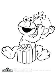 Coloring Pages For Birthdays Sesame Street Coloring Pages Sesame