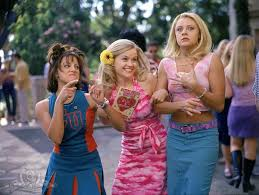legally blonde movie pictures fashion reese erspoon jessica cauffiel and alanna ubach in legally blonde still