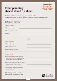Event Planning Checklist Pdf 9 Event Planning Checklist Examples Samples In Pdf Examples