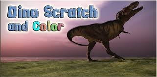 Amazon.com: Kids Dino Scratch and Color - Free Trial Edition - Fun ...