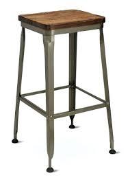 walnut finish reclaimed wood backless bar stool distressed distressed wood bar stools distressed black metal bar