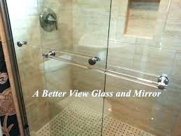 replacement glass door knobs terrific glass shower door knobs shower door handle knob upgrade your shower glass panels