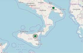 Terremoto in Italia oggi, 16 gennaio 2020, scosse in Sicilia ...