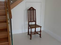 french cane chair. Walnut Edwardian French Cane Chair Of Imposing Appearance.