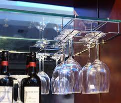 Wine Glass Hangers Under Cabinet Popular Wire Wine Glass Holder Buy Cheap Wire Wine Glass Holder