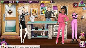 personalize your avatar choose your clothing fashion style hairstyle and make up build your own star career and become a hollywood icon