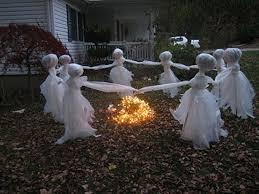 Outdoor Halloween Props Outdoor Halloween Decorations Diy Bedroom And Living Room Image