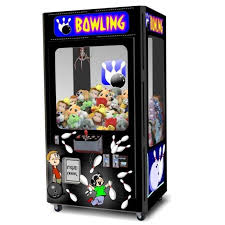 Crane Vending Machines Inspiration Bowling Crane Machine Bowling Claw Vending Machine Gumball