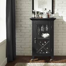 Alcott Hill Saltsman Bar Cabinet & Reviews | Wayfair