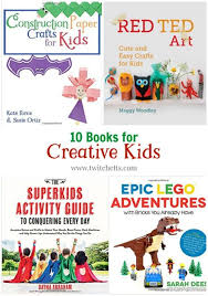 10 books for creative kids find the perfect gift for a creative and imaginative child