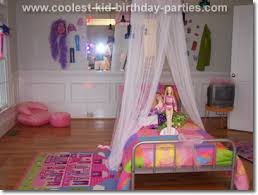 barbie and spider man birthday party ideas