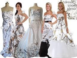 camo wedding dresses camo bridesmaid dresses