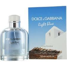 <b>D & G Light</b> Blue Living Stromboli Pour Homme Eau De Toilette ...