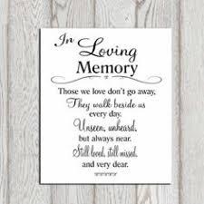 Wedding Memorial Table on Pinterest | Wedding Memorial, Wedding In ... via Relatably.com