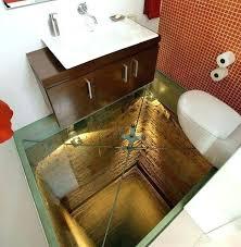 odd shaped bathroom rugs