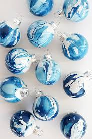 DIY Marbled Christmas Ornaments  HometalkChristmas Ornaments Diy