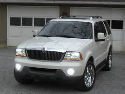 2003 Lincoln Aviator - Information and photos - ZombieDrive