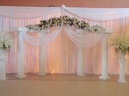 Wedding Backdrops Decorating Ideas for outdoor wedding