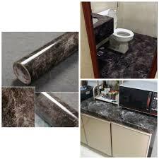 details about removable contact paper self adhesive sticker wallpaper backsplash tile