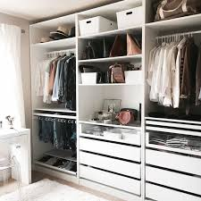 Z Unique Ikea Closet Organizers Wood  SurriPuinetIkea Closet Organizer Walk In Closet