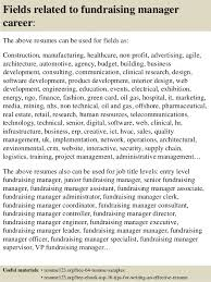 ... Top 8 Fundraising Manager Resume Samples Medical Records Manager Resume  Sample ...