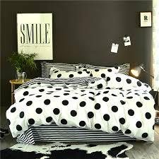 black and white polka dot and stripe