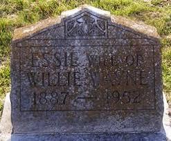 Essie Kirk Wayne (1887-1952) - Find A Grave Memorial
