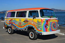 Hippie Buses Hippie Buses San Francisco Love Tours San Francisco Love Tours