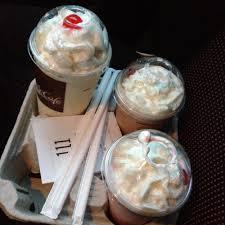 chocolate shake photo of mcdonald s ta fl united states large vanilla shake um