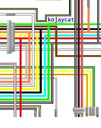 suzuki ts er uk spec colour wiring loom circuit diagram suzuki ts185 er uk spec colour wiring diagram