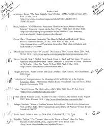 Essay Works Cited Page Examples Of Works Cited Pages