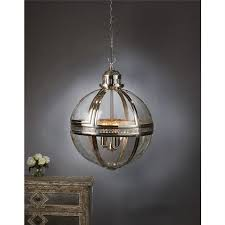 marvelous large globe pendant light at metal and glass nickel with regard to large globe pendant
