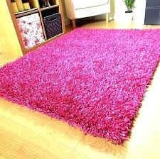 pink fluffy rug rugs hot bright the best ikea sheepskin nursery playroom carpet girls p pink rug fluffy ikea hot