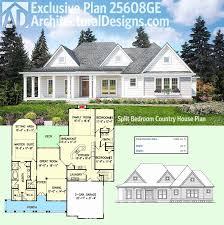 modern farmhouse open floor plans nicf unusual