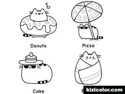 Beautiful Pusheen Coloring Pages E9108 Coloring Pages Coloring Pages