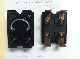 wadsworth 30 amp fuse holder pull out • 35 00 picclick wadsworth 30 amp fuse panel pull out 1 flat 1 round notch