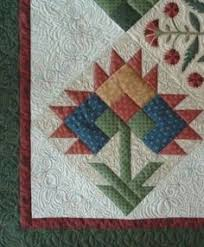 Figgy Pudding quilt pattern by Vanessa Goertzen of Lella Boutique ... & quilts by doreen.m Adamdwight.com