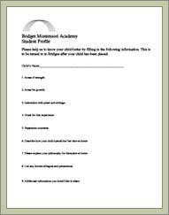School Admission Form Format In Ms Word School Admission Forms Private School St Charles Preschool