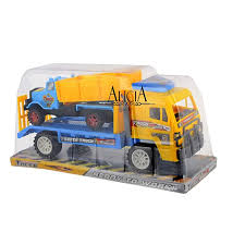 Buy ALICIA Indian Good Carrier Truck with Mini Truck Toy for Kids ...