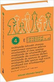 Resultado de imagen para enciclopedia de aperturas eco