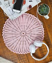 Easy Crochet Doily Patterns