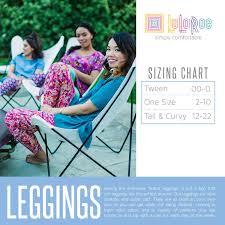 Tc Lularoe Size Chart Lularoe Leggings Size Chart Lularoe Leggings Size